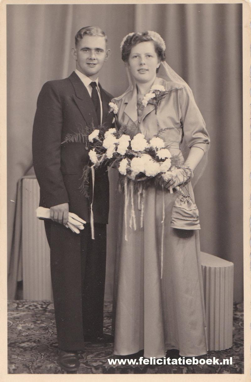 Jaar getrouwd is een diamanten bruiloft huwelijksfeest